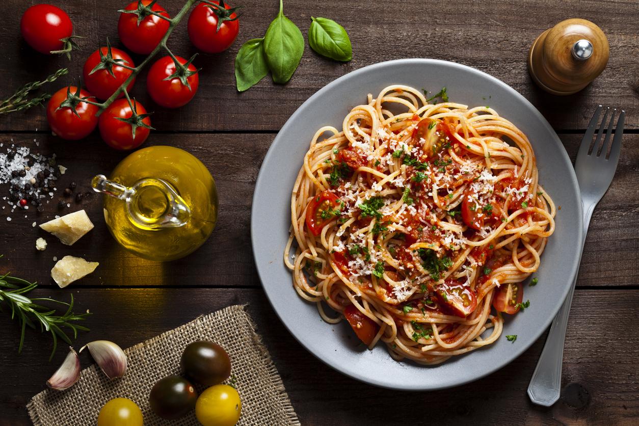 Pasta  og  italienske  matretter
