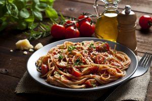 fakta om italiensk mat