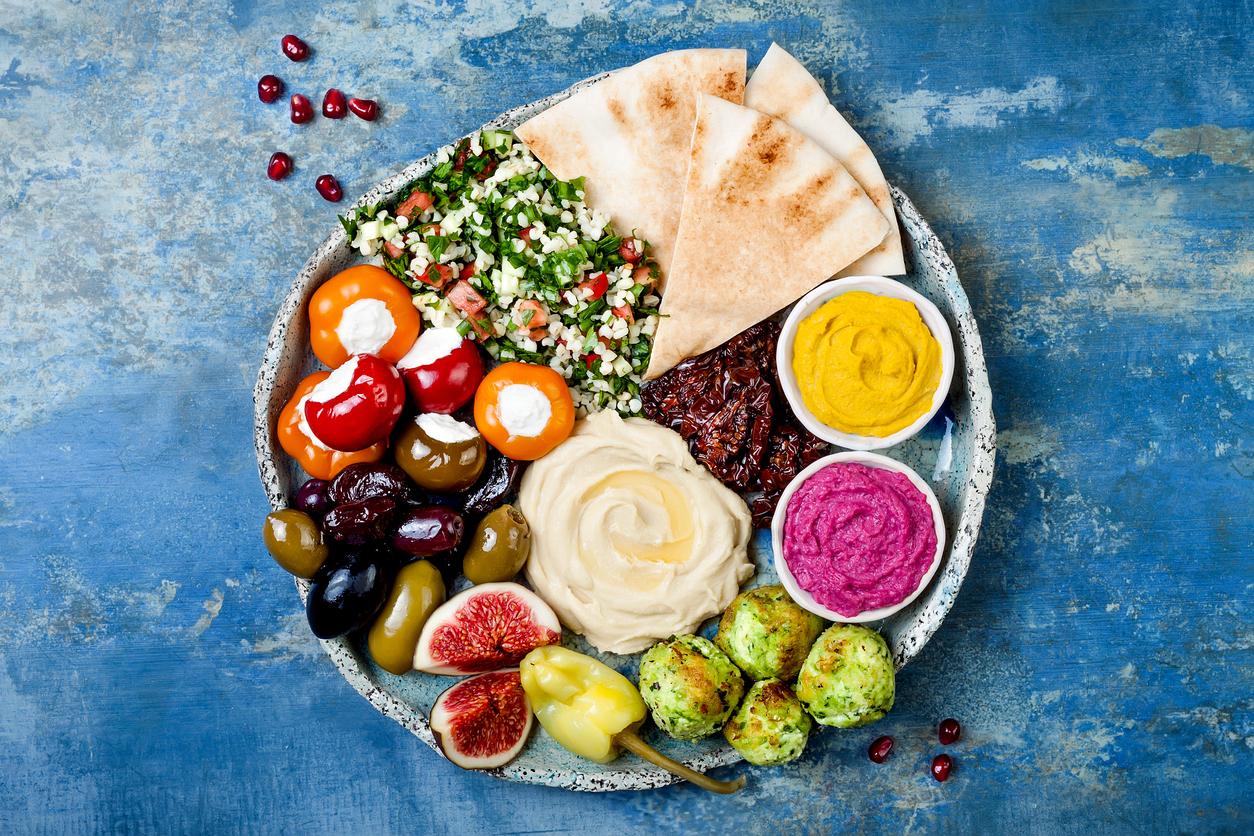 Tyrkisk mat og gode tradisjoner i matveien